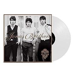 Jonas Brothers (2007) - White vinyl