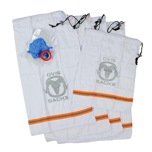 BlackOvis Ovis Sacks Lightweight Game Bags-XL