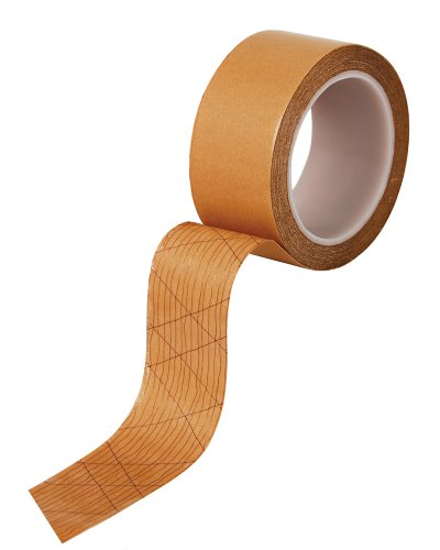 QEP 50-540 Double-Sided Acrylic Adhesive Strip for Vinyl, 1-7/8-Inch X 50 Feet
