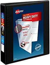 Avery Heavy-Duty View 3 Ring Binder, 1.5