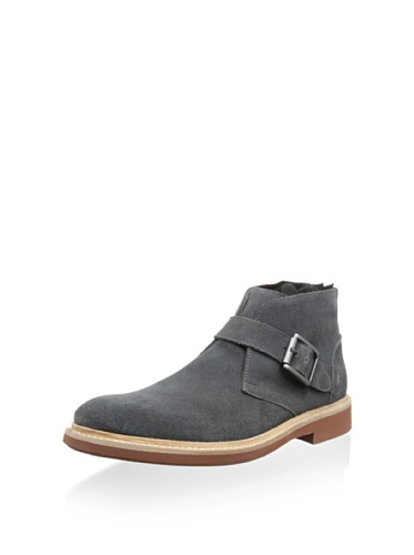 Kenneth Cole New York Men's Best Of Chuck Chukka Boot, Grey, 7.5 M US