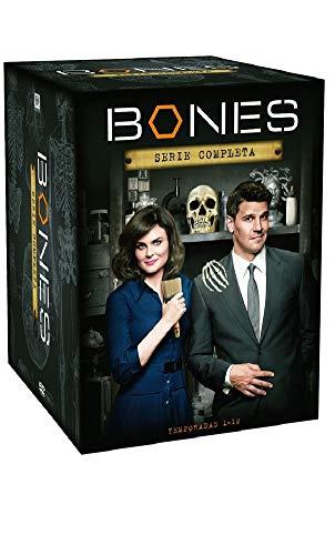 Pack Bones Temporada 1-12 [DVD]