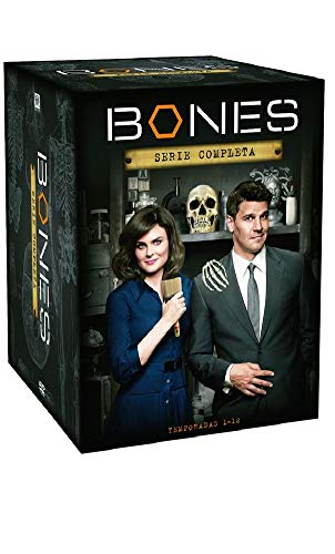 Pack Bones Temporada 1-12 [DVD]