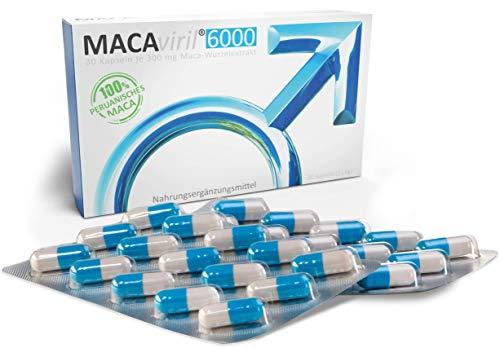 avenar pharma GmbH -  Macaviril®6000 |