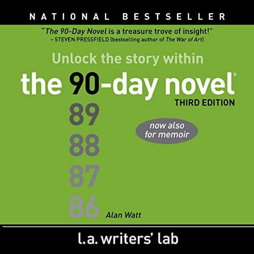 The 90-Day Novel cover art
