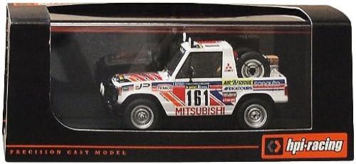 comprar marca Hpi 1 43 Mitsubishi Pajero (  161) 161) 161) 1983 Paris-Dakar (japan import)  saludable