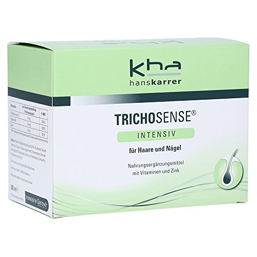 hanskarrer TRICHOSENSE intensiv für Haare und Nägel Portionsbeutel, 15 St. Beutel