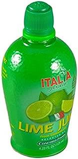 Best italian lime juice Reviews