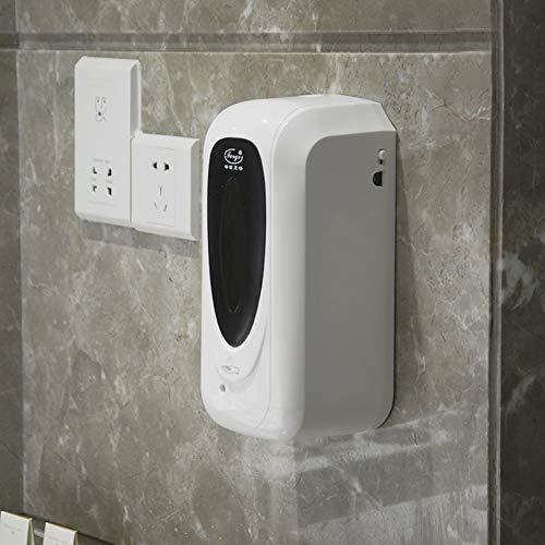 Máquina de desinfección de ozono Dispensador de spray desinfectante con inducción automática para el baño de la escuela de enfermería Máquina de desinfección por inducción F1303 125 × 108 × 258 mm