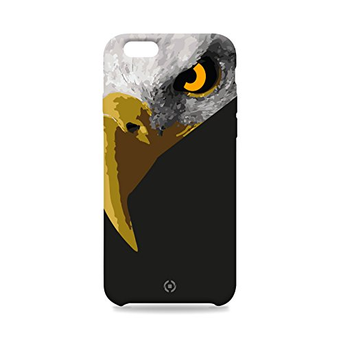 Celly Skin Collection Cover per iPhone 6 Plus/6S Plus, Aquila