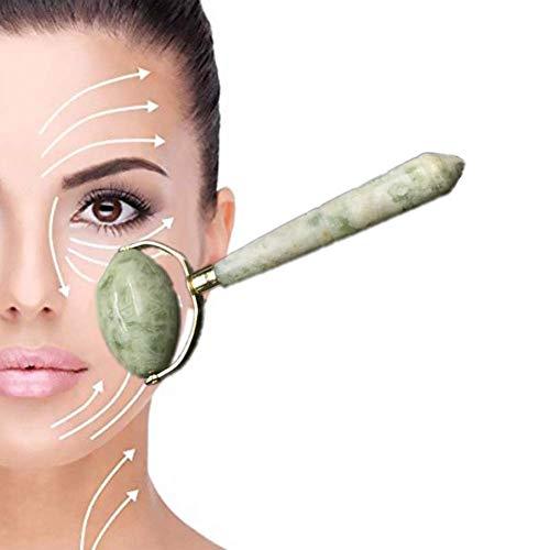Jade Roller Face Roller Gua Sha Massage Tool Face Roller Massager Face Massager Roller Facial Roller