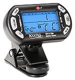 Rocktile MT-3 - Afinador/metrónomo de clip