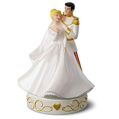 Hallmark Keepsake 2017 Wedding Wishes Mini Porcelain Christmas Ornaments