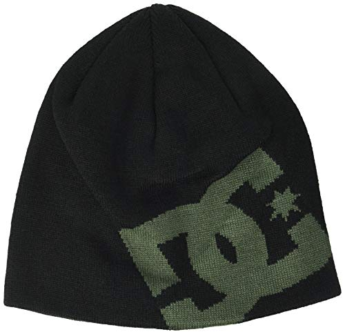 DC Shoes Big Star - Bonnet - Homme - One Size - Noir