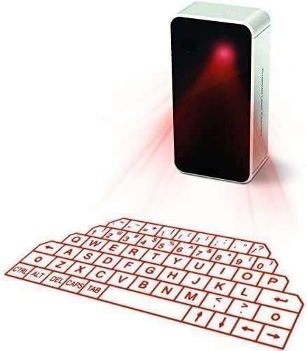 Top 10 Best laser keyboard for computer Reviews