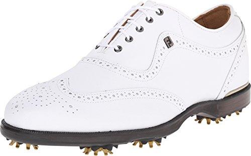 Footjoy Herren Fj Icon Golfschuhe, Weiß (Blanco 52009m), 46 EU