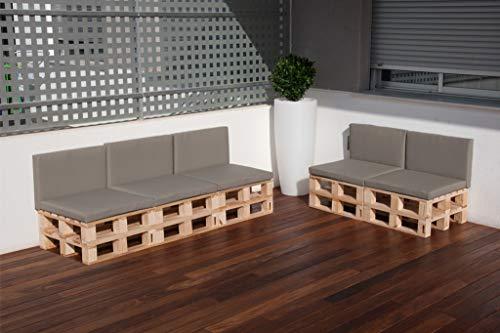 Boltambolta - Conjunto de Muebles de jardín y terraza: Set de 5...