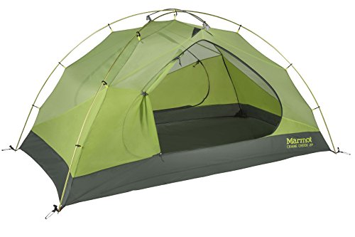 Marmot Crane Creek Backpacking and Camping Tent.