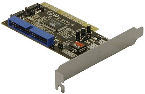 Delock PCI Karte > 2 x intern SATA 1,5 Gb/s + 1 x intern IDE