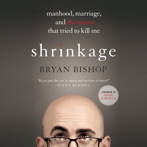 Shrinkage audiobook cover art