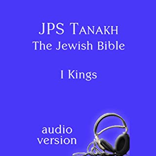 The Book of I Kings and II Kings: The JPS Audio Version cover art