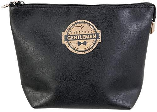 Cosmetic Club Trousse de Toilette en PVC Gentlemen Le nécessaire du Gentleman