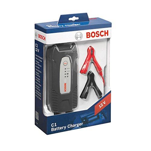 Bosch–Cargador para coche y moto