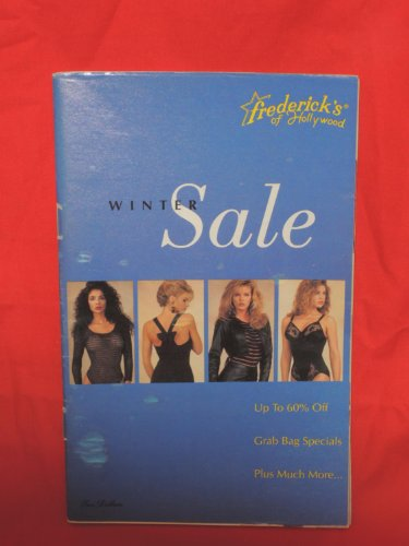 Frederick's of Hollywood Winter Sale 1993
