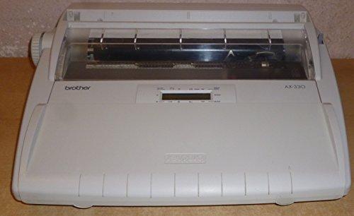 Brother AX-330 elektrische Schreibmaschine
