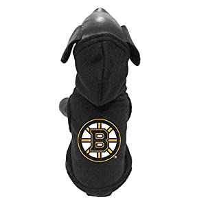 All Star Dogs Boston Bruins Fleece Pet Hoodie
