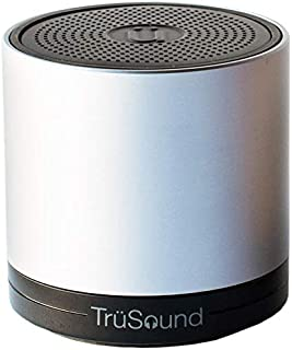 $24 » TruSound T2 Portable Wireless Bluetooth Speaker with 360-Degree Crystal Clear Sound and Built-in Noise Cancelling Mic for ...