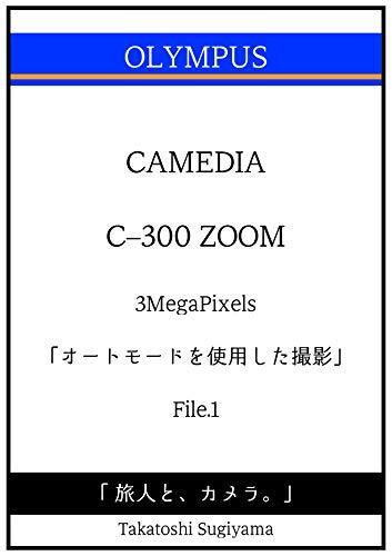 「 旅人と、カメラ。」 OLYMPUS CAMEDIA C-300 ZOOM 「オートモードを使用した撮影」 File.1 「 旅人と、カメラ。」OLYMPUS CAMEDIA C-300 ZOOM