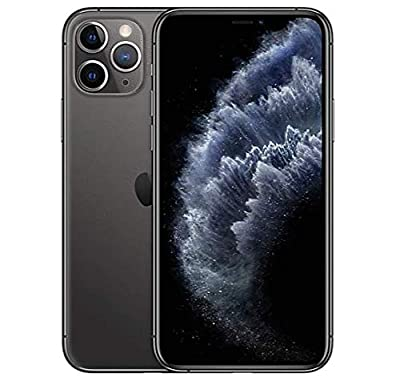 Apple iPhone 11 Pro, 64GB, Space Gray - Fully Unlocked (Renewed) from Apple Computer