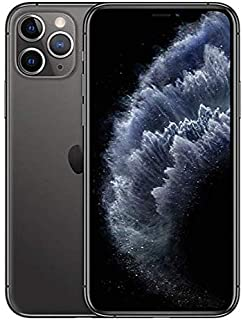 Điện thoại di động Apple – Apple iPhone 11 Pro, 256GB, Unlocked – Space Gray (Renewed)