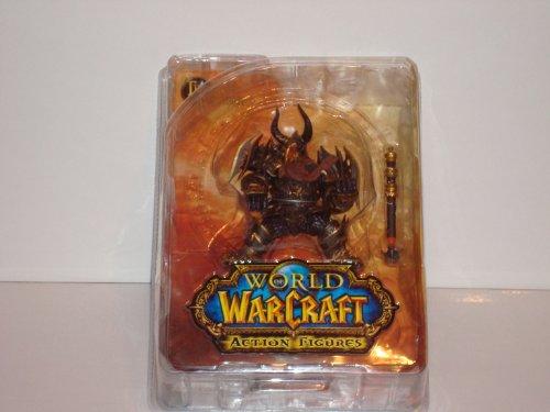 Abysse Corp - AFGDCU001 - Figurine - World of Warcraf - Dwarf Warrior - Guerrier Nain - Thargas Anvilmar
