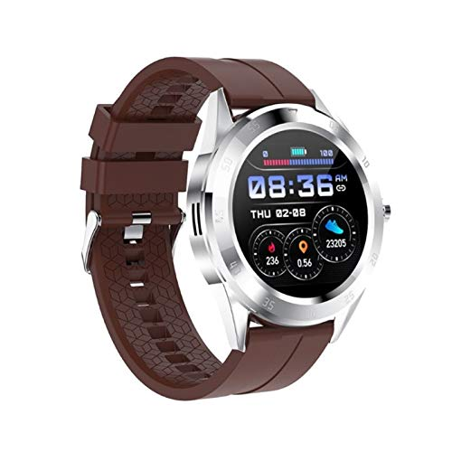 XXY Ritmo Cardíaco Impermeable Monitor De Presión Arterial Monitor De Fitness Rastreador Inteligente Coffee