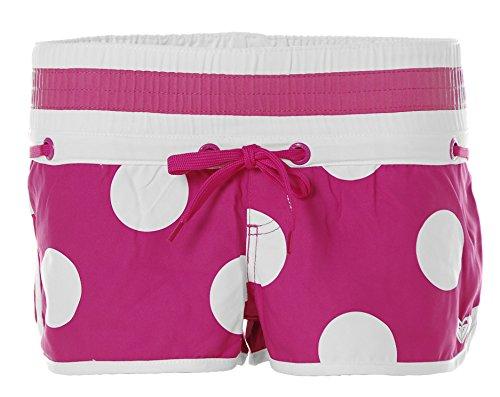 Roxy Damen Badeshorts Boardshorts Strandshorts Shorts Pink M