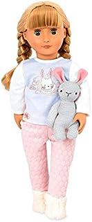 Doll with Pijama & Bunny - Jovie - BD31147D