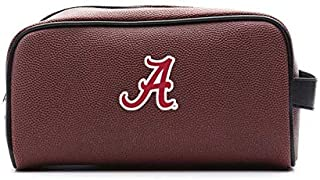 Zumer Sport Football Leather Soft Sunglasses Case Pouch Stylish sleeve protection for your glasses during travel Brown Made from actual ball material