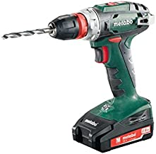 Metabo BS 18 Quick - port. 10 mm 18 V / 2,0 - taladro atornillador 18V 2.0 ah