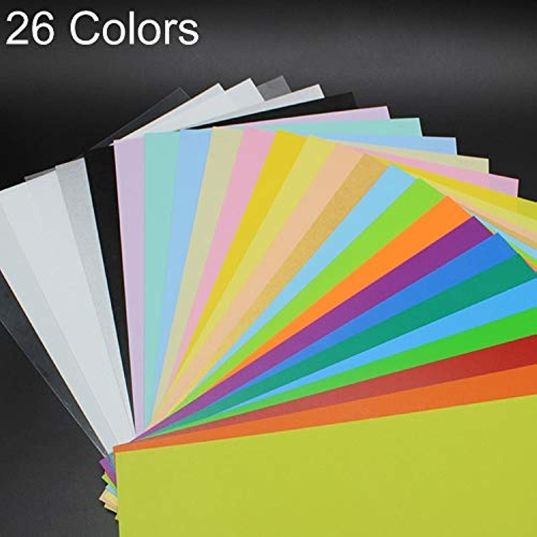Songlin@yuan 26 Farben, Farben, Farben, einfach anzuwenden, grobe Wärmeschrumpffolie, DIY-Wärmeschrumpffolie, Größe  20  29cm. B07MKKHMDY | Große Klassifizierung  35be28