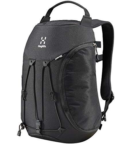Haglofs Corker Small Backpack - True Black / True Black