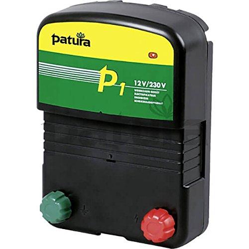 Patura 147110 P1 Multi-Voltage-Energiser, grün