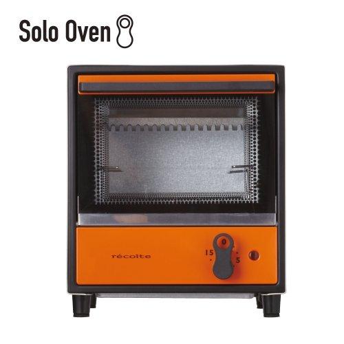 recolte(レコルト) Solo Oven(ソロオーブン) オレンジ RSO-1(OR)