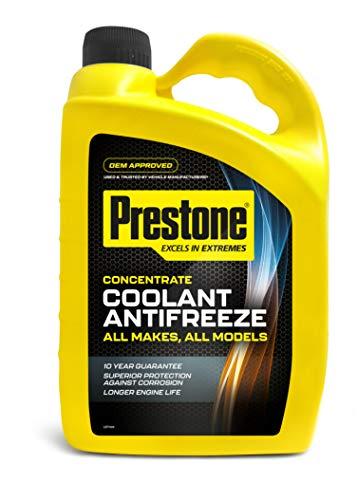 Prestone LOYPAFR0301A Coolant/Antifreeze, 4 Litre