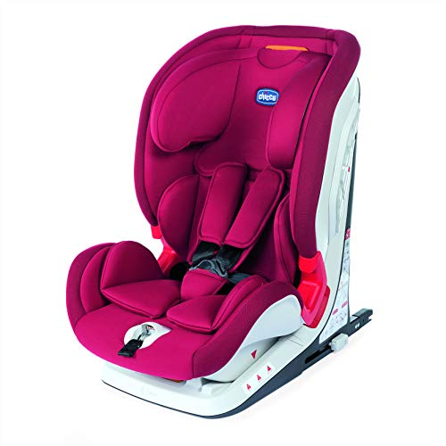 Chicco 07079207640000 Youniverse Fix 123 Red Passion Autositz