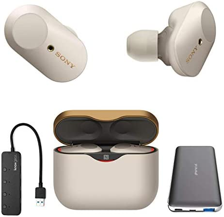 Top 10 Best sony wireless noise cancelling earbuds Reviews