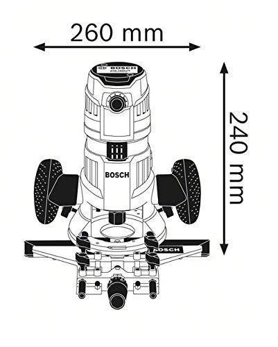 Bosch GMF 1600 CE Oberfräse - 2