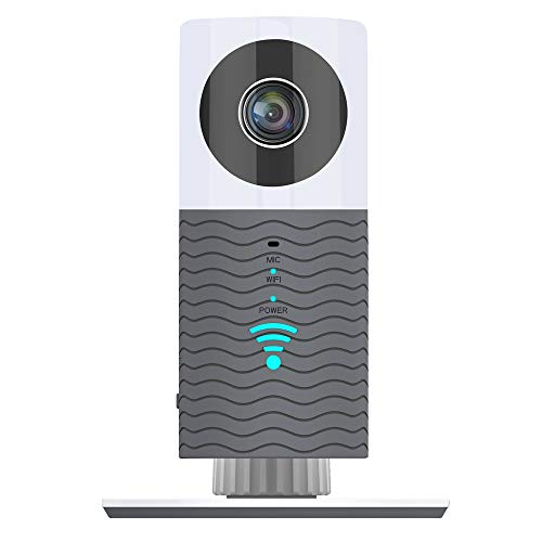 Clever Dog 2da generación 1080P 120 grados Nueva onda Grano WiFi Cámara Inalámbrica Cámara de Seguridad en el Hogar Almacenamiento en la Nube Interior de Voz bidireccional, P2P