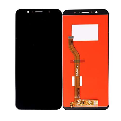 OYOG - Pantalla LCD de repuesto para ASUS ZenFone Max Pro M1 ZB601KL ZB602KL (marco de bisel), color negro